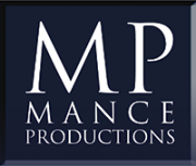 mance productions logo