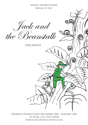 Jack and the Beanstalk - An adaptation of an old classic, packed full of fun, laughter and entertainment for all. Suitable for KS1 and KS2.