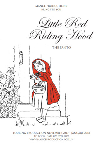 Little Red Riding Hood - An adaptation of an old classic, packed full of fun, laughter and entertainment for all. Suitable for KS1 and KS2.